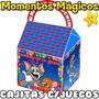 10 Cajitas Feliz Souvenirs Tom Y Jerry Golosinera + 7 Juegos
