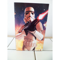 Pack 35 Bolsitas Cumpleaños De Star Wars