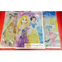 Bolsas Plástico Riñon Princesas Ideal Cumpleaños 20x30 (x50)