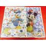 Bolsas Plásticas Riñon Mickey Ideal Cumpleaños 20x30 (x50)