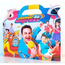 Cajita Bolsita Topa En Junior Express Souvenirs Pack X100
