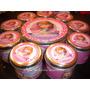 Souvenir Princesa Sofia Latas Personalizadas 7x8 Pack Por 10