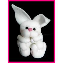 Souvenir 10 Conejos Nacimiento Bautismo Cumpleaños