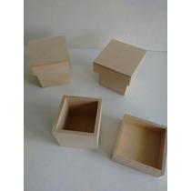 Cajas 4x4x4 Fibrofacil Souvenir