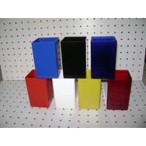 30 Portalápices Plásticos Para Personalizado