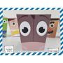 Souvenir Evento Personalizado Caja Toy Story Tiro Al Blanco