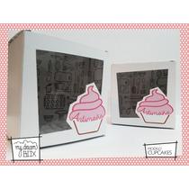 Cajas Personalizadas Eventos Souvenir Cupcake Muffin