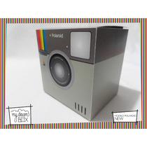 Souvenir Eventos Cajas Personalizados Camara Foto Polaroid