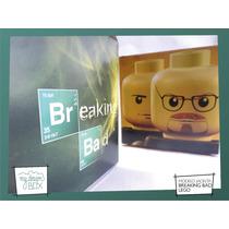 Souvenir Eventos Caja Personalizada Lego Breaking Bad White