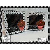 Caja Personalizada Evento Souvenir Cupcake Muffin Bob Esponj