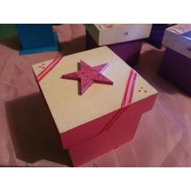 Souvenirs Cajas Personalizados Originales Cumpleaños,15 Años