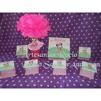 Souvenirs Nacimiento O Primer Añito,minnie Y Mickey Bebes