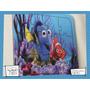 Souvenir Rompecabeza Personalizado Madera 10x10 Nemo Disney