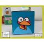 Souvenir Personalizado Eventos Cumple Caja Angry Bird Azul