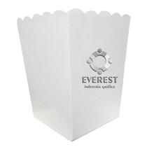 Envase Pochoclos X 10, Pochoclero Para Sublimar Sublimable