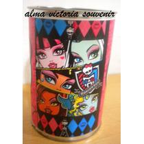 Souvenir Monster High Lapiceros Personalizados X 10 U