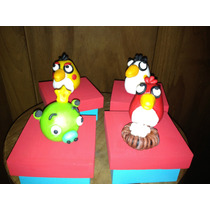 Cajas Souvenirs Angry Birds
