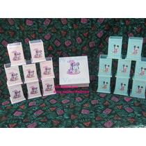 Souvenirs 1 Año,minnie Y Mickey Bb,golosineros,portalpices,