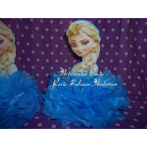 Centros De Mesa,frozen,princesita Sofia Sheriff Callie