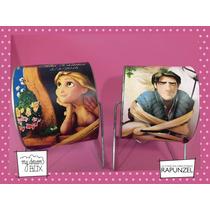 Alcancía Giratoria Souvenir Personalizado Disney Rapunzel