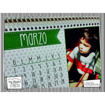Souvenir Regalo Personalizado Calendario Almanaque A Pedido