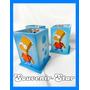 Souvenir 10 Portalapices Lapiceros Con El Personaje Q Kieras