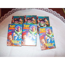 10 Souveniers Cajas Naipes Tipo Español De Toy Story