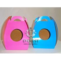 Envase Porta Muffin O Cupcake X 10 Unidades