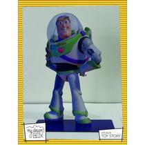 Souvenir Evento Personalizado Madera 10cm Toy Story Buzz