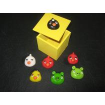 20 Souvenir-cajta Angry Birds En Porcelana Frìa!!!