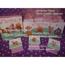 Souvenirs,portalpaices,golosineroscajitas Whinnie Pooh 1 Año