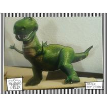 Souvenir Evento Personaliza Madera 60cm Toy Story Rex Disney