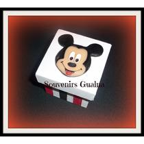 Souvenirs Cajitas Mickey , Minnie Baby Shower Y Mas!!!!!