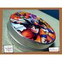 Souvenir Evento Lata Pastillero Personalizada Dragon Ball Z