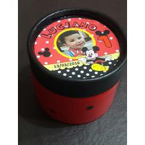 Combo 30 Cajas Golosineras Mickey