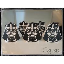 Souvenir 10 Cajas Darth Vader Star Wars Personalizadas