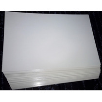 Carton De 270 Grs. Con Polimero Sublimable A3+ X 5 Unidades