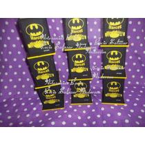 Portalapices,golosineros Batman,hombre Araña,vengadores