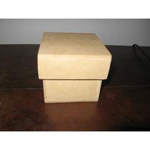 Cajas Fibrofacil 6x6x6 Listo Para Pintar