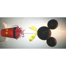 Centro De Mesa Mickey Mouse Y Minnie