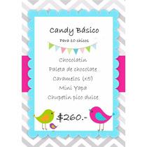Golosinas Personalizadas Para Tu Evento Candy Bar 10 Chicos