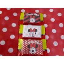 Candy Bar Especial De Minnie - 10 Chicos/60 Golosinas