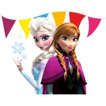 Kit Imprimible Frozen Invitaciones Candy Bar Cumples Y Mas
