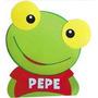Kit Imprimible Sapo Pepe Candy Bar Cumples Invitaciones