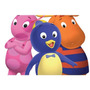 Kit Imprimible Candy Bar Backyardigans Cumples Golosinas