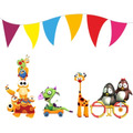 Kit Imprimible Baby Tv Candy Bar Cotillon Tarjetas Cumple 1