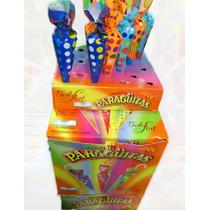 40 Paraguitas Chocolate Felfort Hoy Oferta En La Golosineria