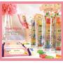 Candy Bar Golosinas Personalizadas 10 Chicos Incluye Tubos!!