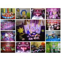 Candy Bar Premium Completo Para 20 Niños