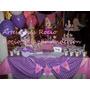 Candy Bar,golosinas Personalizadas,mesas Dulces,sofia,minnie